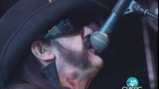 Slash feat. Lemmy and Dave Grohl - Ace of Spades (2010 Revolver Golden Gods Awards)