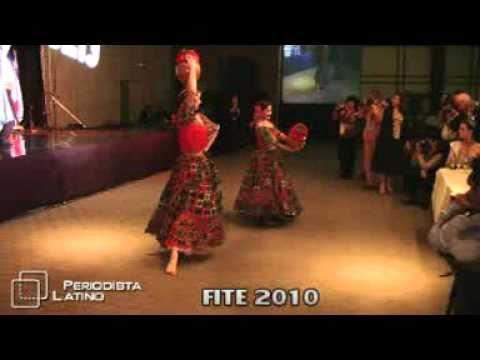 FITE 2010 NOCHE PARAGUAYA EN GUAYAQUIL