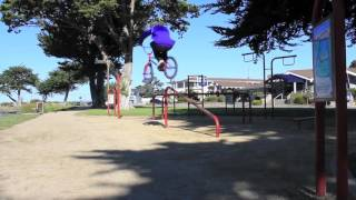 Joe Molina (USA) & Llord Leopold (HR) Split Part BMX #BmxGang