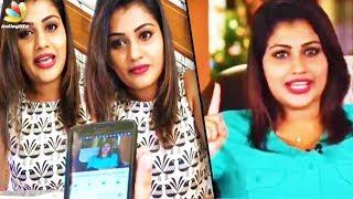 ട്രോള് വീഡിയോക്കെതിരെ അലീന ലൈവില് | Aleena Padikkal live about Troll video width=