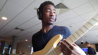 J Hus Did You See | Bass Cover | Sire Marcus Miller V7 5 String Bass