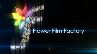 Flower Film Factory New intro - Logo - Title HD [After Effects]
