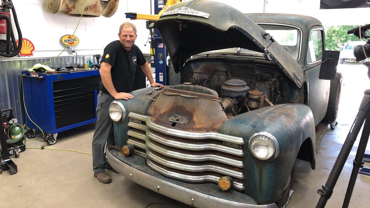 The New Redline Rebuild Engine: Chevy 216 Stovebolt