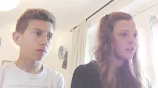Latch - Sam Smith (cover by Sophie Feakes and Louis Haisman)