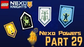Nexo Powers Part 29