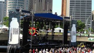Detroit Movement Festival 2011 - Terrence Parker DJ Set 01