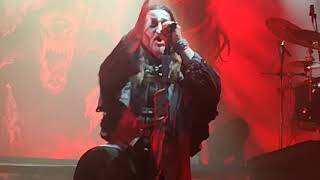 Powerwolf live rockmaraton 2018 (blessed & possessed) in hungary