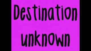 Destination Unknown by Alex Gaudino feat. Crystal Waters (lyrics)