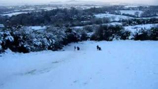 Vinegar Hill Sliding