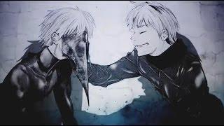 Tokyo Ghoul Канеки и Хиде - Не забывай