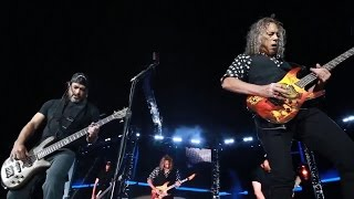 Metallica - Bleeding Me Jam Session in Baltimore Rob & Kirk WorldWired Tour 2017