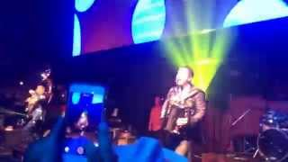 Amanecí Con Ganas-Noel Torres La Boom 05|31|15
