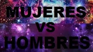 MUJERES VS HOMBRES/ANGIE USECHE FT ANDRES REYES