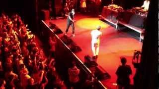 Mos Def - History feat. Talib Kweli (Produced by J Dilla) LIVE at Club Nokia