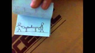 Caricatura - Lápiz y papel