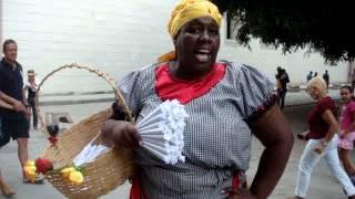 El manicero. Cuba.