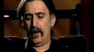 A tragically ill Frank Zappa talks about Captain Beefheart