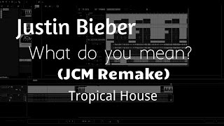 Justin Bieber - What Do You Mean (JCM remake) - HD