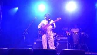 Richard Bona's cover medley (27-05-12)