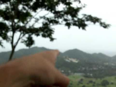 zip lining in nicaragua video by NicaEco.com outside of San Juan del Sur, Nicaragua