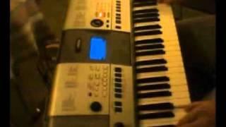 Jean Michel Jarre OXYGENE 8 LIVE by Yamaha PSR e-413
