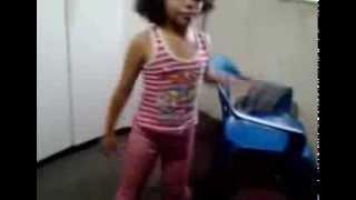 Ana Clara Dançando Chiquititas
