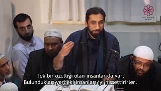 Nouman Ali Khan - Furkan Suresi 63-66. ayetler (Türkçe Altyazılı)
