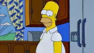The Simpsons - It's Raining Again