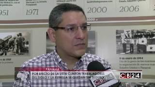Lista Clinton afecta estabilidad de Diarios La Estrella y El Siglo de Panamá