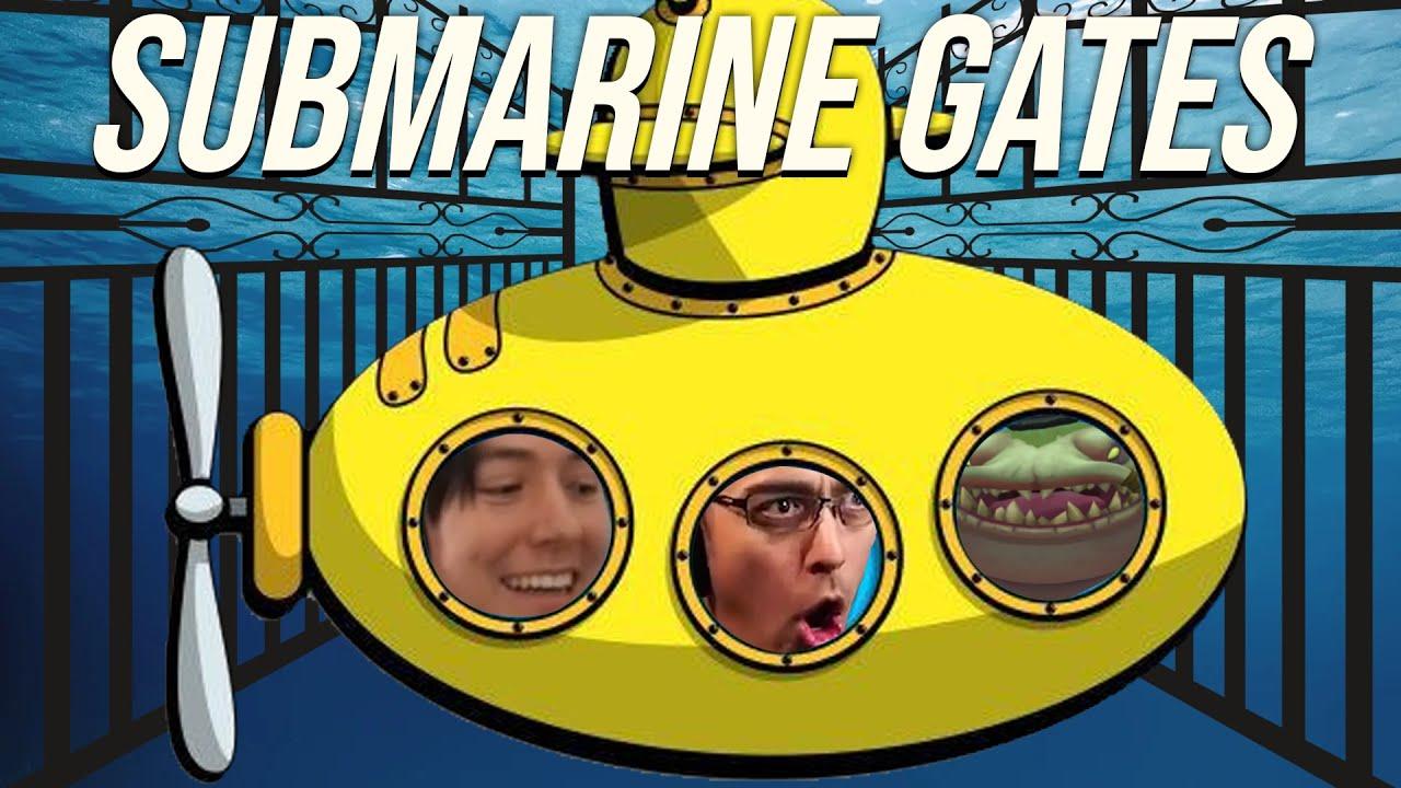 Cookiemanman - Trick2g and Cookie SUBMARINE GATES S11! (PBE VOLI OP)