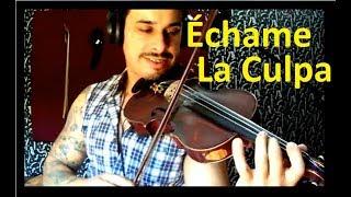 Luis Fonsi, Demi Lovato - Échame La Culpa by Douglas Mendes (Violin Cover)