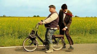 As Férias de Mr. Bean - Cena da motorbike