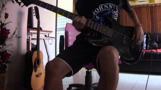 Massacration - Metal Milkshake ( Cover Bass)