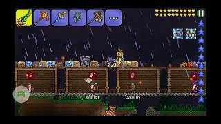 How to Easily Get a Solar Eclipse and Other Events In Terraria Mobile
