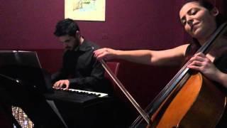 Edith Piaf - La Foule (Live) (Cello - Piano Cover)