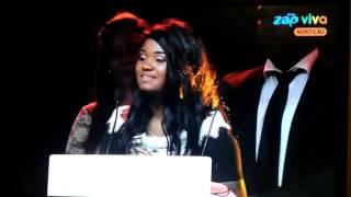 Angola Music Awards Edmasia Mayembe 3 prêmio