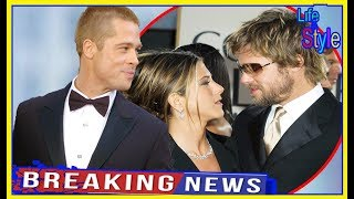 What is the relationship between Jennifer Aniston and Brad Pitt today