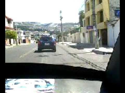 Taxi em Quito