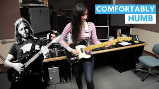 Comfortably Numb Solo - Pink Floyd - Leticia Filizzola