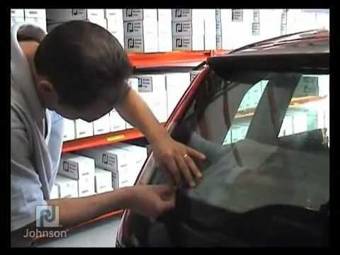 araç arka cam filmi montajı