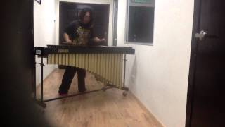 Prelude by Safri Duo on marimba