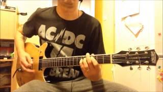AC/DC - Rock The Blues Away Rhythm Cover