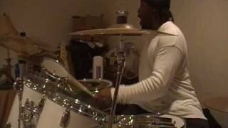 T.I. - Bring em out drum cover (Krash).MP4