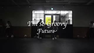 "Marimo Kanno""I'm so groovy/Future""@En Dance Studio SHIBUYA"