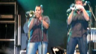 Calexico - Minas de cobre (For better metal) - live at Sziget 2009