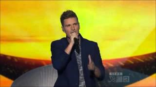 Steve Broad - Summertime Sadness (The X Factor New Zealand 2015) [Live Show 3]