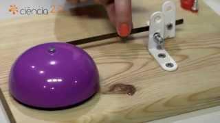 Curta: Montagem de uma campainha elétrica