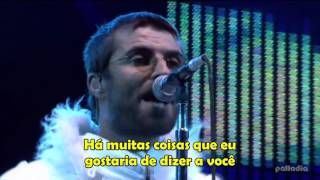 Oasis  -  Wonderwall  (Legendado)