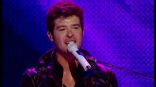Robin Thicke: The Sweetest Love (Essence Music Festival)
