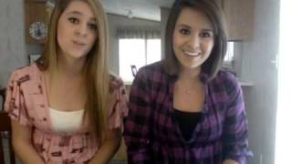 "Taylor Swift ""Jump Then Fall"" by Megan and Liz"